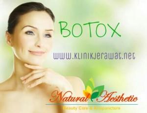 manfaat suntik botox